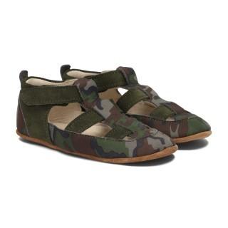 Pantofelki Barefoot moro