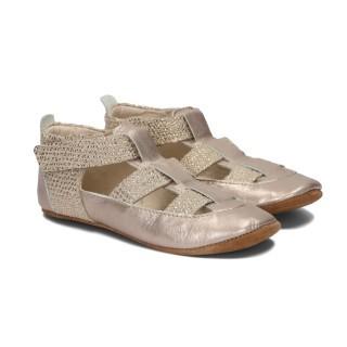 Pantofelki Barefoot złote